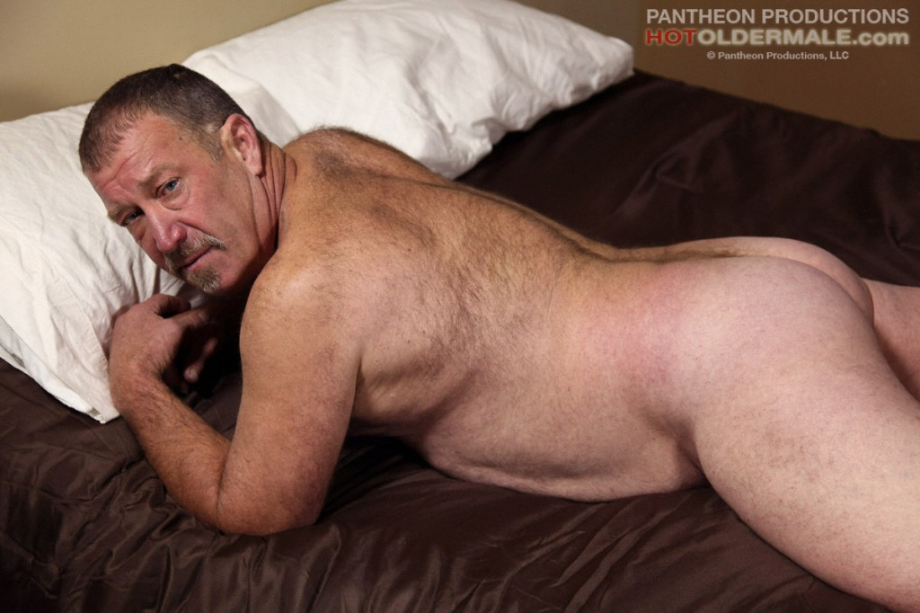 Older naked men